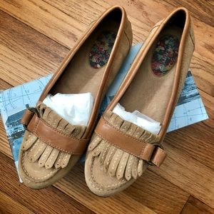 Sperry Top-Sider Suede Flat